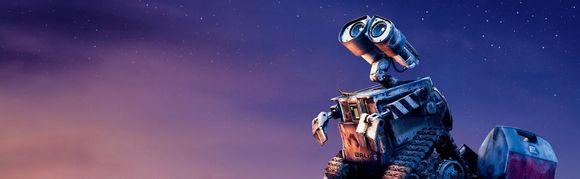 电影推荐      推荐理由:奥斯卡最佳动画长片,讲述一个可爱小机器人的
